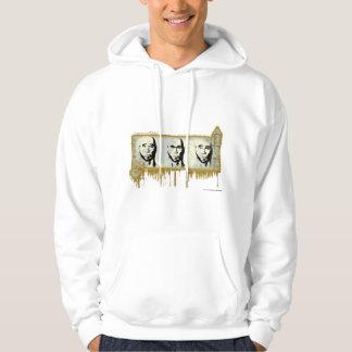 En ifrågasätta till all del 01 hoodie