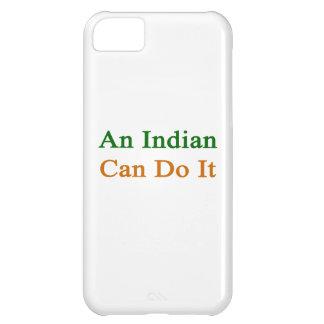 En indier kan göra det iPhone 5C skal