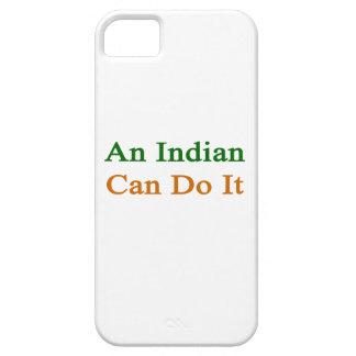 En indier kan göra det iPhone 5 Case-Mate fodraler