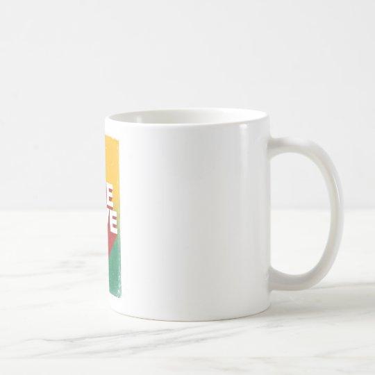 En kärlekaffisch kaffemugg