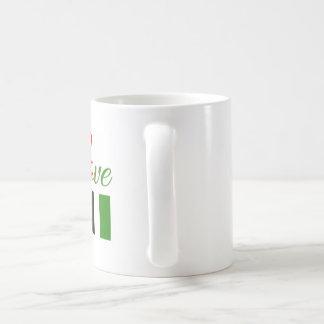 En kärlekmugg kaffemugg