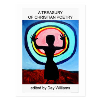 En kassa av kristen poesi vykort