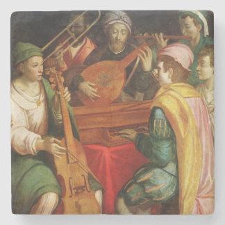 En konsert stenunderlägg