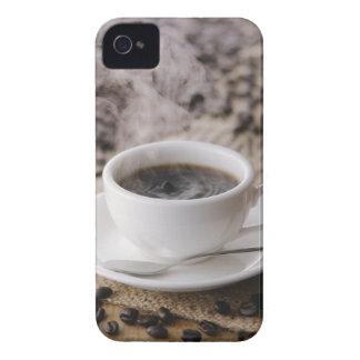 En kopp av kaffe Case-Mate iPhone 4 fodral