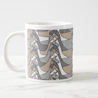 En kopp av Llamas Jumbo Mugg