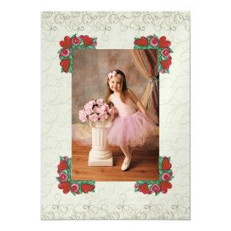 En kunglig Princess Festa - SRF 12,7 X 17,8 Cm Inbjudningskort