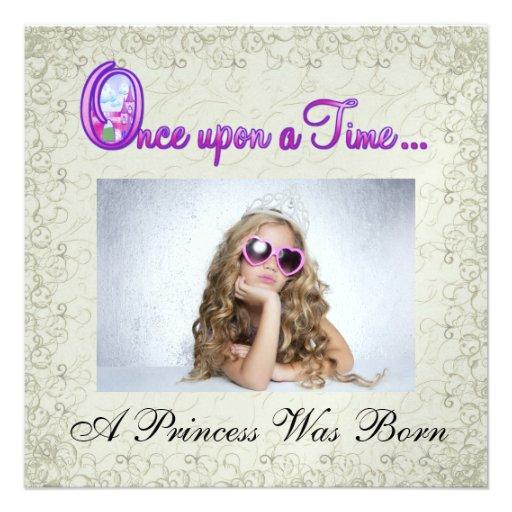 En kunglig Princess Festa - SRF Tillkännagivande