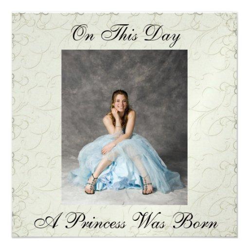 En kunglig Princess Festa - SRF