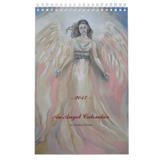 En liten ängelkalender 2017 - kalender