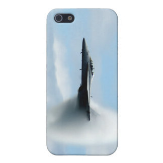 En ljud- bang iPhone 5 cover