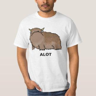 En lottt-skjorta, A mycket Tröja