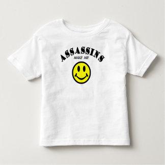 EN MM: Mördare T Shirt