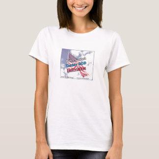En nation under den odelbara GUDEN T Shirt