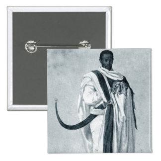 En nobleman av Tigre Standard Kanpp Fyrkantig 5.1 Cm