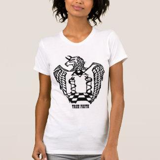 En nolla (för henne) tshirts