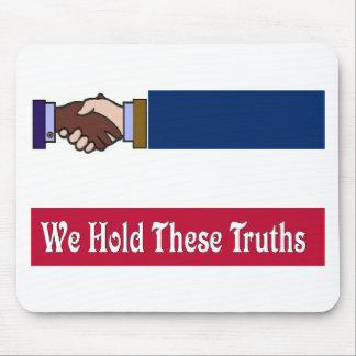 En nya Mississippi: Vi rymmer dessa sanningar Musmatta