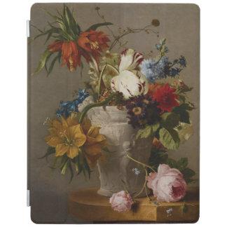 En ordning med blommor, 19th århundrade iPad skydd