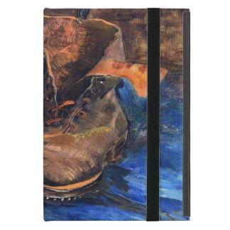 En para av skor vid Vincent Van Gogh 1887 iPad Mini Fodral