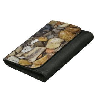 En plånbok. På rocks.na