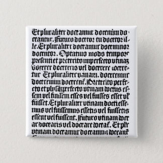 En sida av 'Grammairen Latine Standard Kanpp Fyrkantig 5.1 Cm