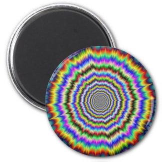 En sikt för skav synar magneten magnet rund 5.7 cm