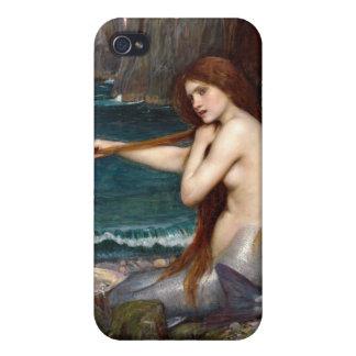 En sjöjungfru, Waterhouse iPhone 4 Fodraler
