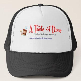 En smak av den Dixie hatten Truckerkeps