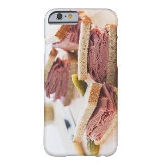 En smaklig smörgås barely there iPhone 6 fodral