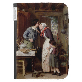 En sons fromhet, 1868 (olja på kanfas)