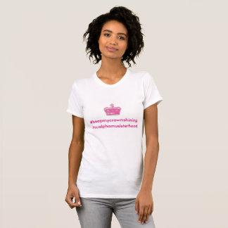En Soror krona T-shirts