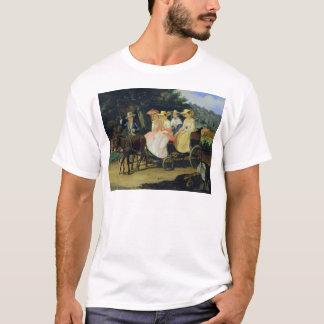 En springa, 1845-46 t-shirts