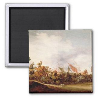 En stridplats, 1653 magnet