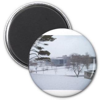 En Syracuse vinter Magnet