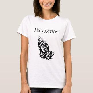 En T-tröja med INTELLIGENS (klokt, inspirera, Tee Shirt