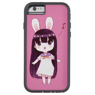 En trevlig flicka tough xtreme iPhone 6 case