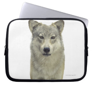 En varg laptop sleeve