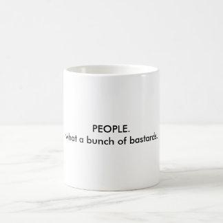 en vilken grupp av oäktingar kaffemugg