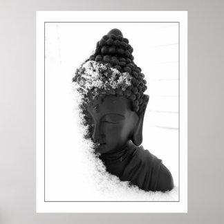 En vinter Buddha Poster