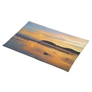 En walesisk soluppgång, Llandudno, Wales Bordstablett