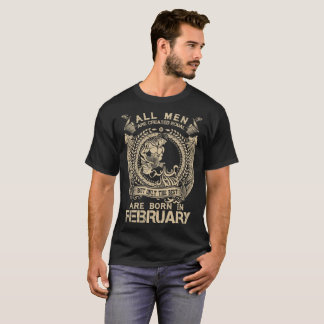 Endast är det bäst den bördiga Februari roliga T Tshirts