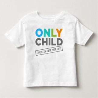 Endast daterar barnförfallodagen [ditt datera], tröjor