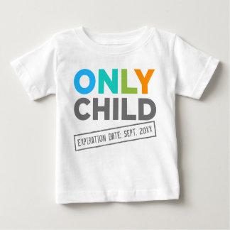 Endast daterar barnförfallodagen [ditt datera], t-shirt