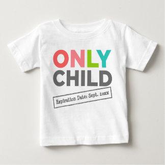Endast daterar barnförfallodagen [ditt datera], tshirts