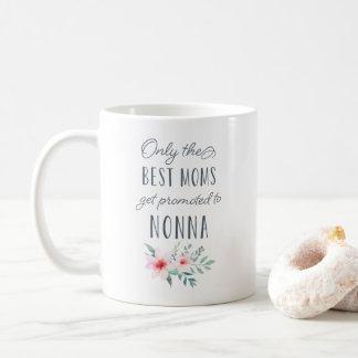 Endast får den bäst mammor främjad till Nonna Kaffemugg