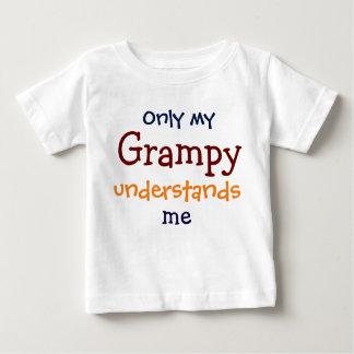 Endast förstår min Grampy mig barnets T-tröja Tröja