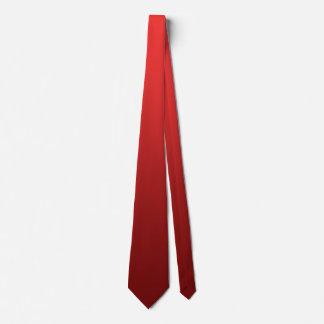Endast röd lutningfärg - + din idé slips