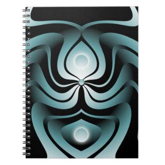 Energi Anteckningsbok Med Spiral