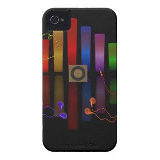 Energi av ljud Case-Mate iPhone 4 skal