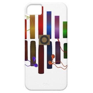 Energi av ljud iPhone 5 fodral