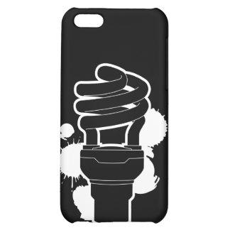 Energi - besparingkula iPhone 5C fodral